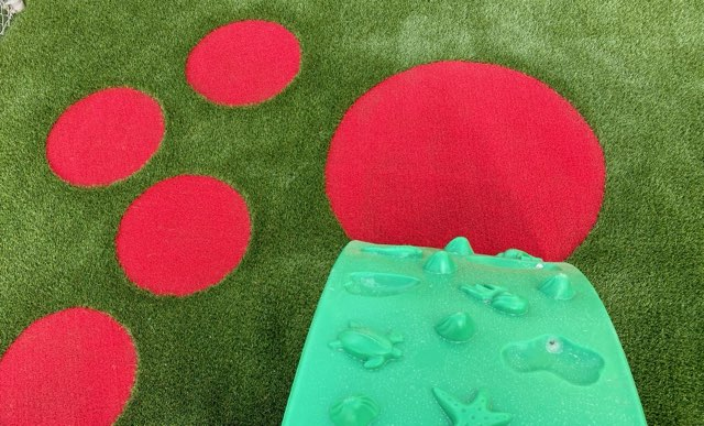 Envirofill Artificial Turf Infill - Playground Surface