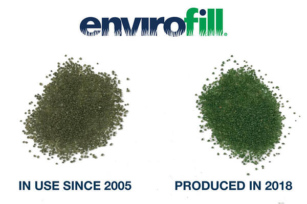 2005 VS 2018 Envirofill - Tatum High School