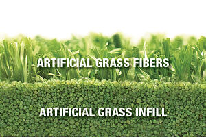 What is Artificial Grass Infill and Why Do You Need It - USGreentech
