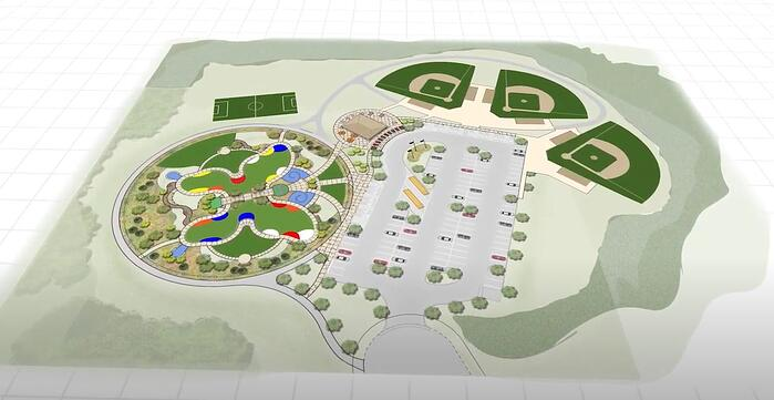 Common Ground Park with Safeshell Field