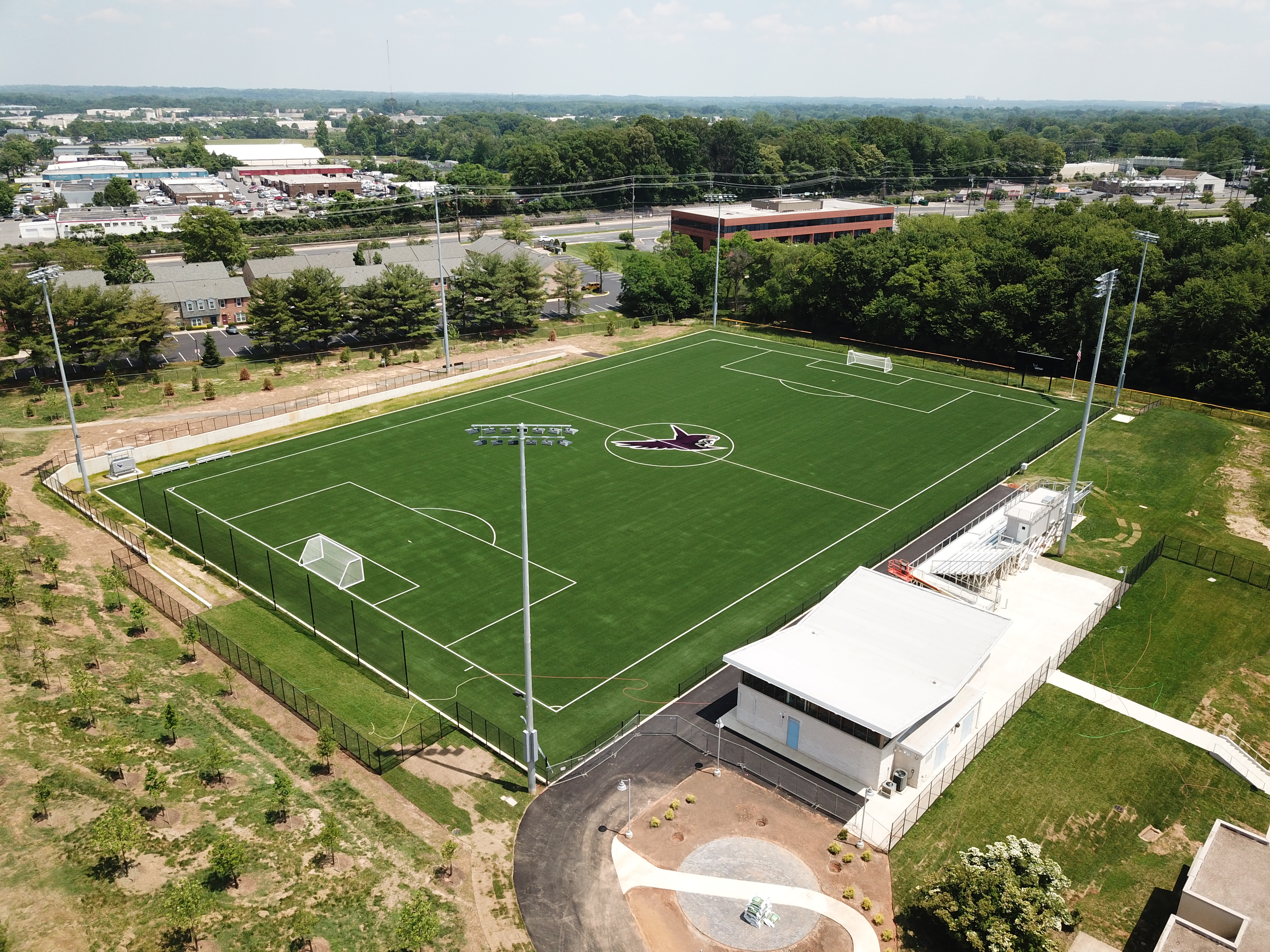 Montgomery College - Envirofill Artificial Turf Field