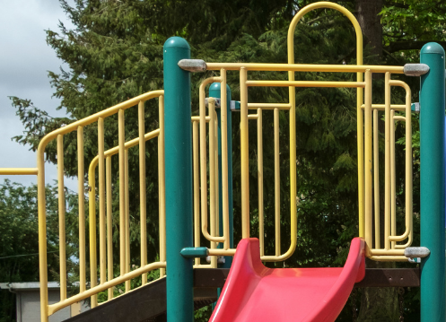 Playground bars lead to possible head entrapment