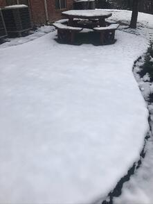 USGreentech - Turf Covered in Snow