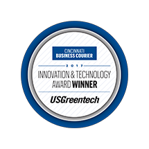Cincinnati Business Courier Innovation & Technology Award Winner