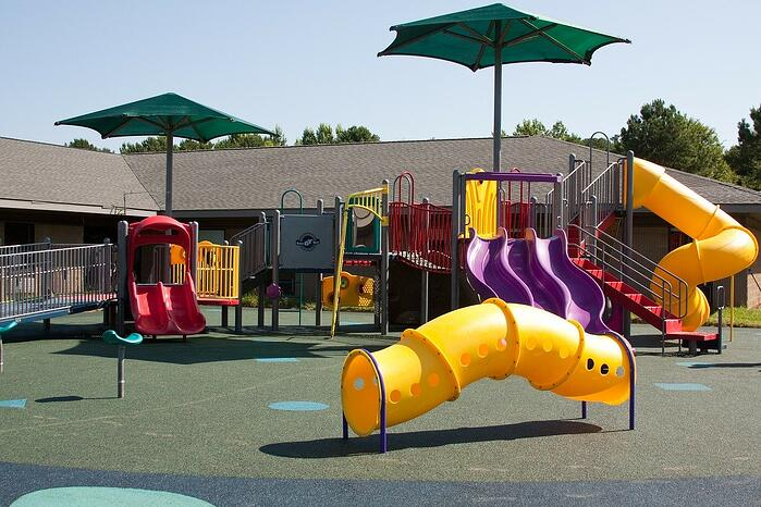 pour in place playground surface