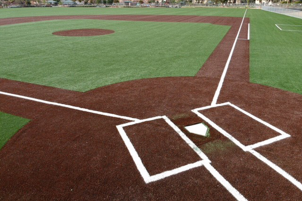 Artificial Turf Baseball Field Project Highlights