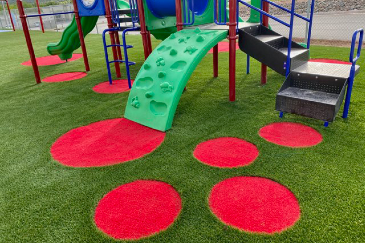 Designing a Synthetic Turf Playground? Consider Envirofill