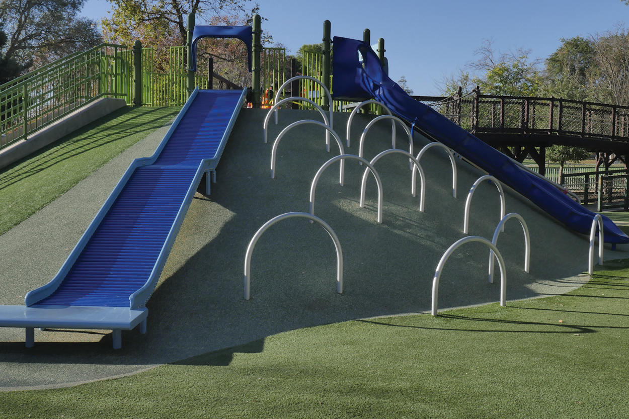 Keeping Your Kids Safe on the Playground: Why the Right Artificial Turf Infill Matters