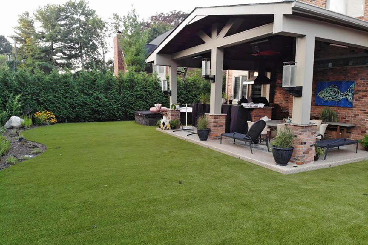 Organic Infill Can Make Your Artificial Turf More Sustainable —7 Things to Know