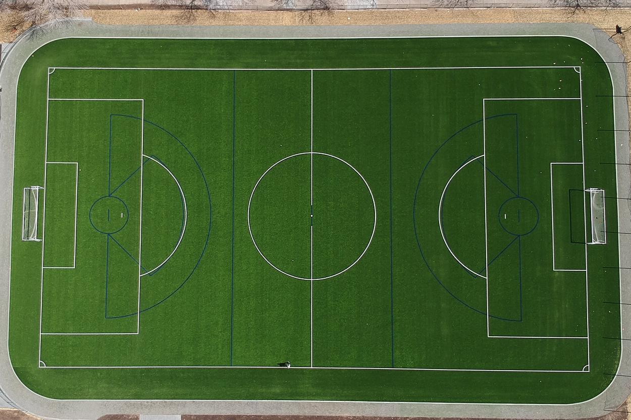 Planning For Your Artificial Turf Sports Field: Safeshell's Cooling Solutions