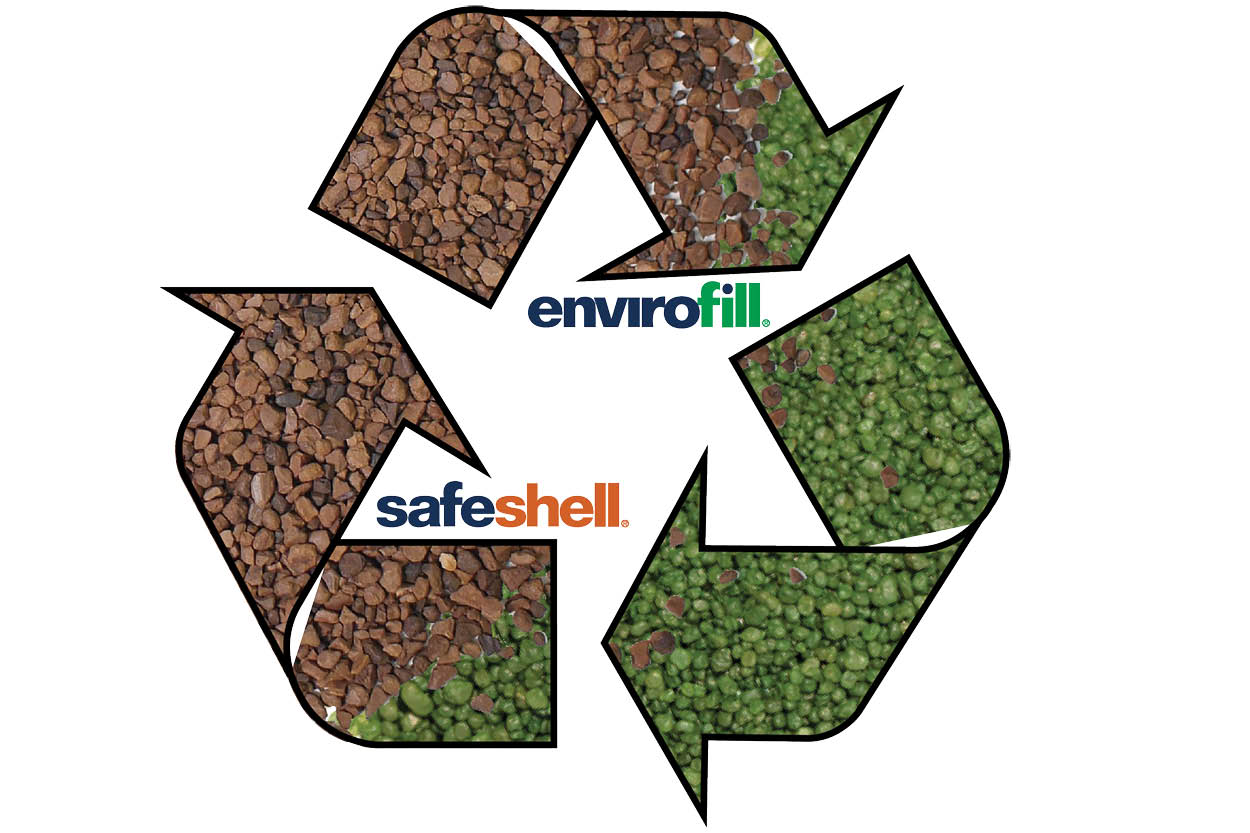 No Landfill Infill: USGreentech's Sustainable Artificial Turf Infill Options