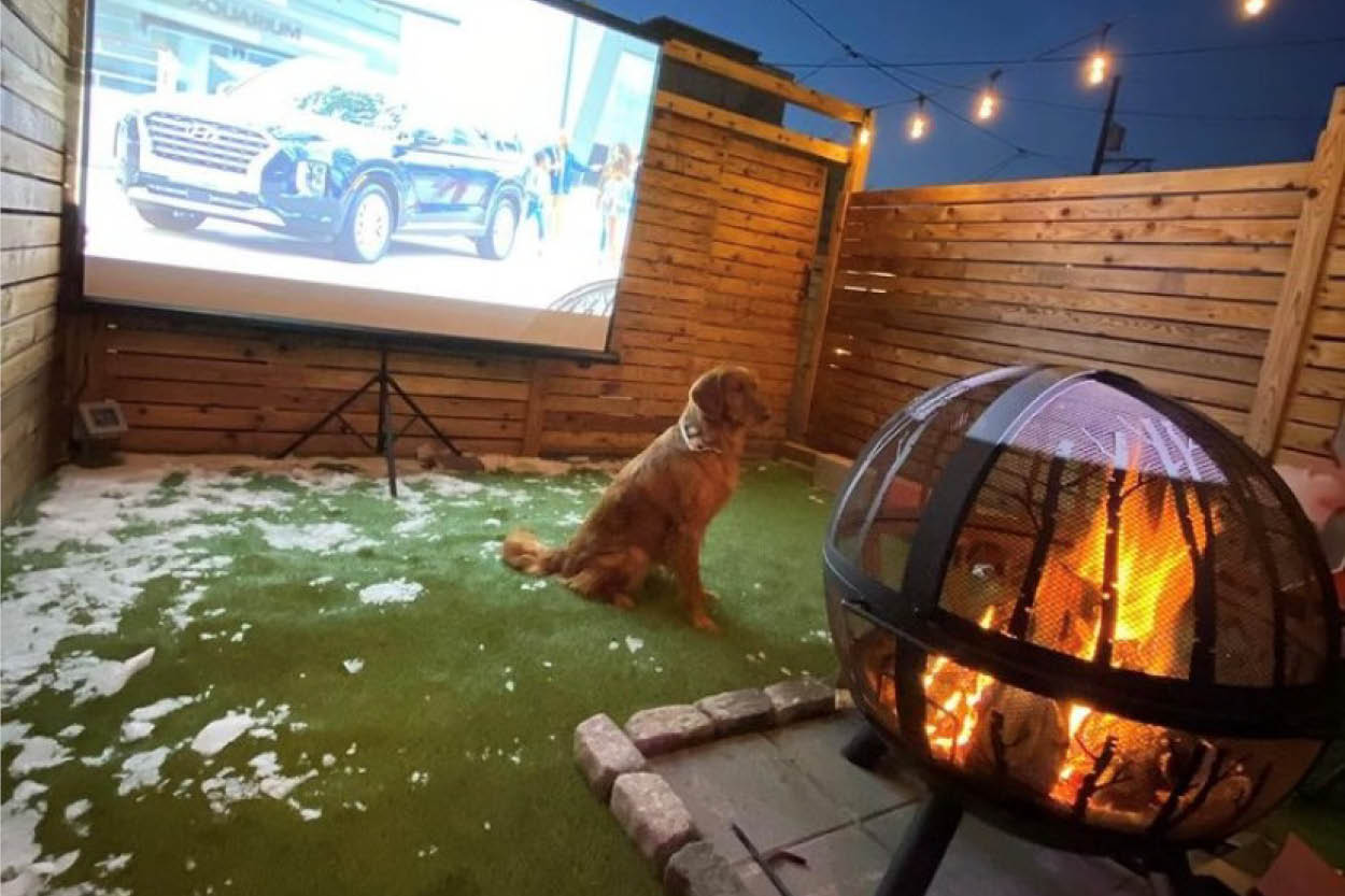 Our Best Tips for Outdoor Entertaining in the Winter