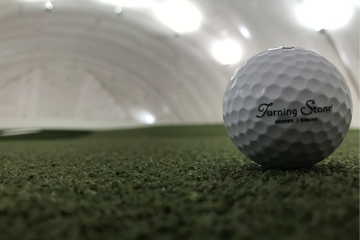 Envirofill Installed at one of the World's Largest Golf Resorts