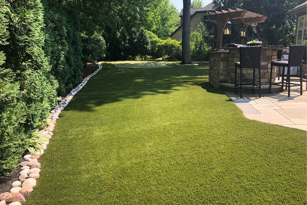 The New Homeowners' Guide to Artificial Grass Landscaping