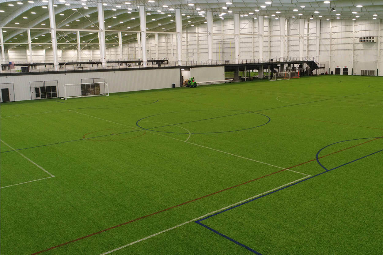 8 Reasons Envirofill Is Changing the Game For Indoor Synthetic Turf Sports Facilities