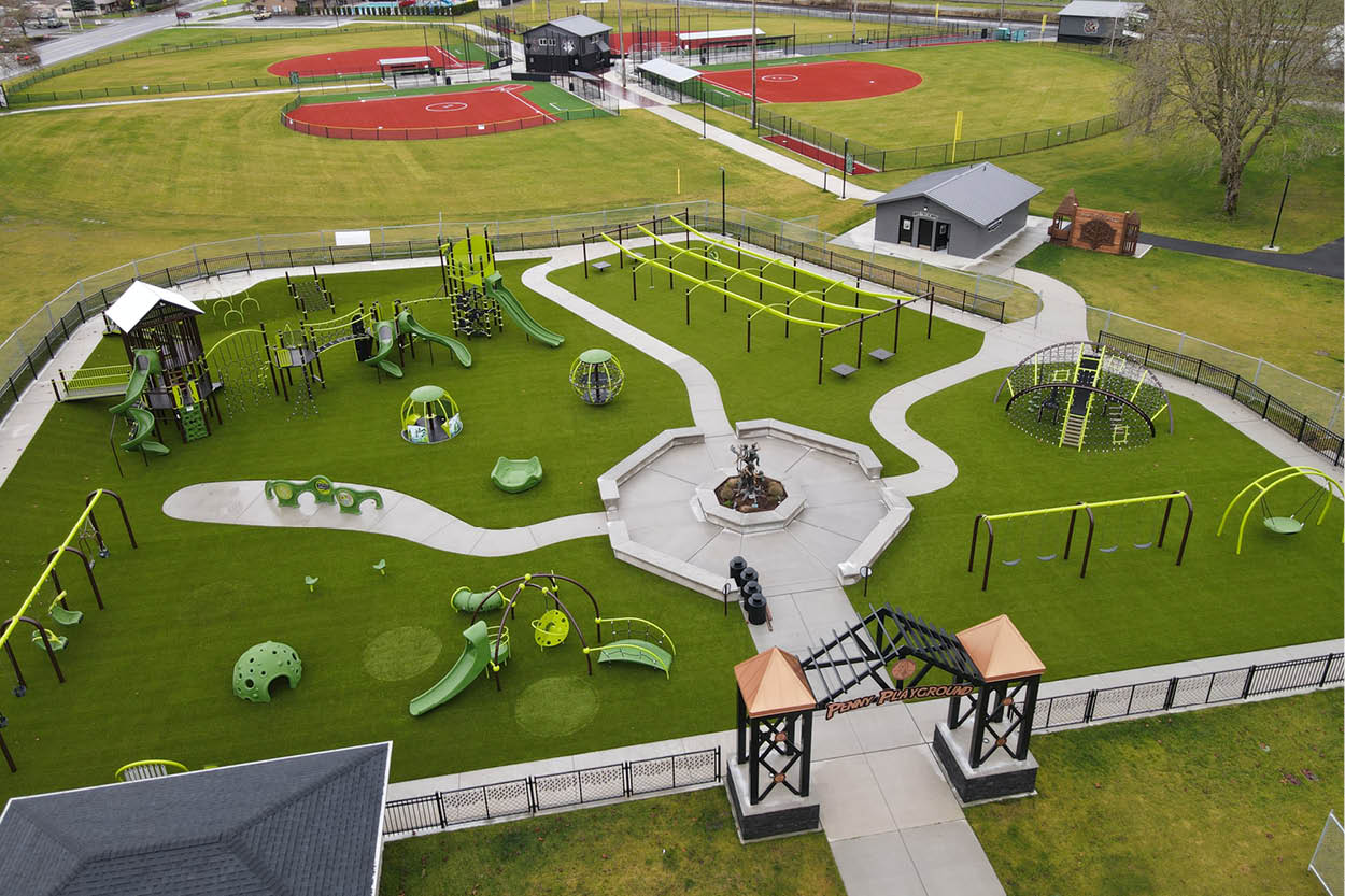 Top Seven Park and Playground Trends for 2021