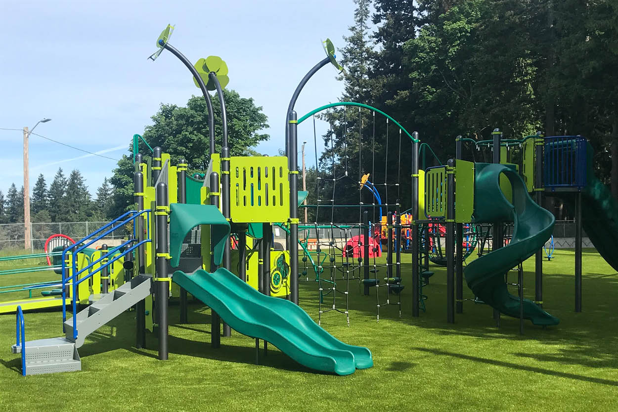 Is Your Synthetic Turf Playground Safe? 9 Essential Steps for Designing a Protected Playtime Surface