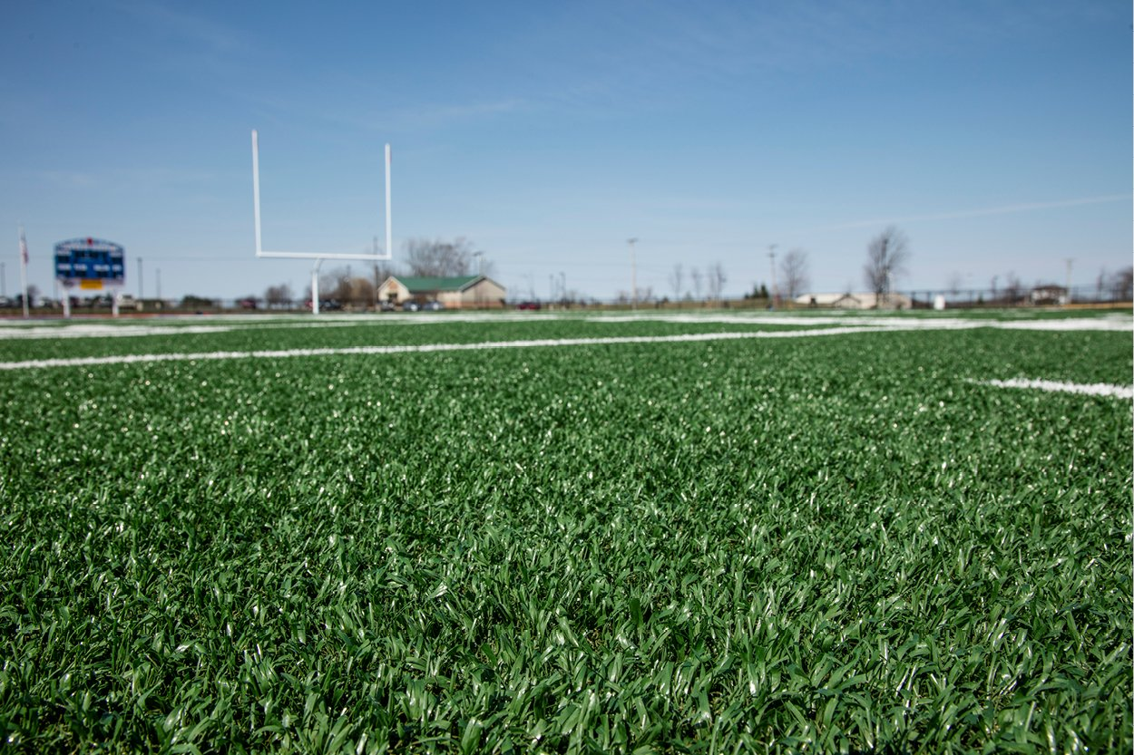 Are there PFAS in Envirofill, Artificial Turf Infill?